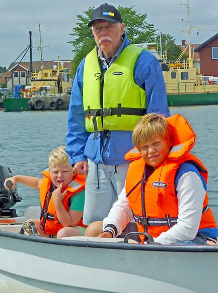 Bergkvara Båtklubb kurser
