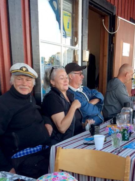 Bli medlem i Bergkvara Båtklubb
