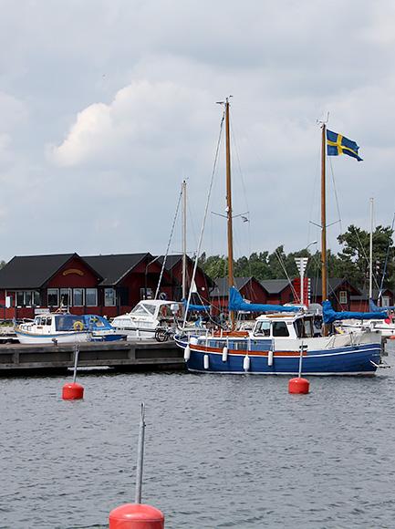 Båtplatser inom Bergkvara Båtklubb