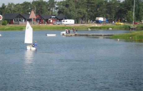 Jolleseglingar Bergkvara Båtklubb